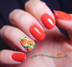 cute halloween nails pumpkin nail design halloween images nail art designs