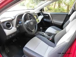 Toyota Rav4 2001 Interior Road Test Review 2014 Toyota Rav4 Xle Awd