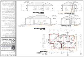south african houses three bedroom plans in africa home combo