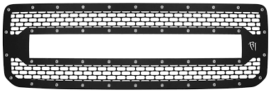 Rigid 30 Led Light Bar by Rigid Industries 41595 2015 Gmc Canyon Led Grille With 30 U2033 Rds