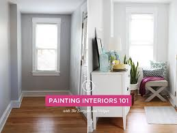 how to paint interiors 101 the everygirl