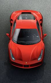 ferrari transformer download 1200x1920 ferrari 488 gtb top view red supercar cars