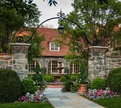Carriage House Cabinets Carriage House Designs Landscape Traditional With Stone Siding