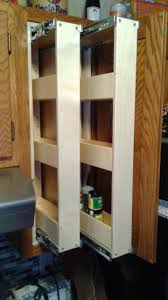 cabinet pull out shelves kitchen pantry storage kitchen small spice rack pull out spice rack spice containers