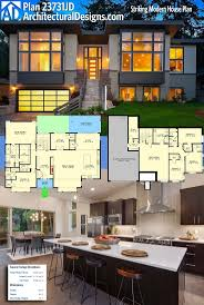 modern home design build 198 best modern house plans images on pinterest modern house