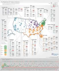 Florida Zip Code Map This Map Shows America U0027s Wealthiest Zip Codes Business Insider