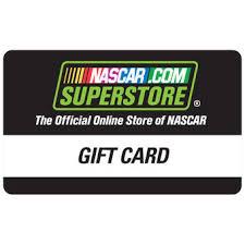 store gift cards nascar gift cards online gift certificates nascar shop