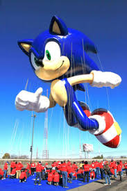 sonic returns to the macy s thanksgiving day parade