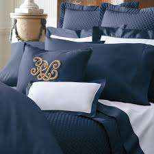 buy ralph lauren home langdon duvet cover navy amara