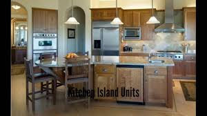 Decor Ideas For Kitchen by Kitchen Island Units Kitchen Decoration Youtube