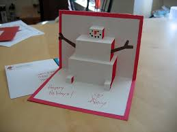 cute snowman pop up card pop up cards are easy to make and fun