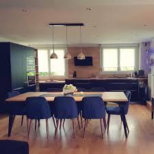 le suspension cuisine cuisine et bois salle à manger table odessa suspension brass