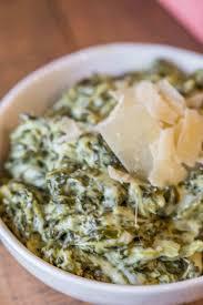 the best creamed spinach recipe dinner then dessert