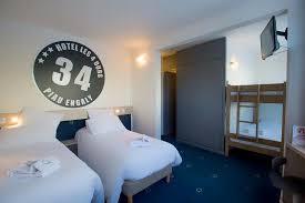 chambre 4 personnes chambre 4 personnes picture of hotel des 4 ours aragnouet