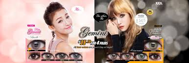buy halloween contacts in store pinkyparadise shop circle lenses colored contacts u0026 beauty