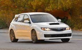 subaru arctic 2010 subaru wrx sti special edition auto shows news car and