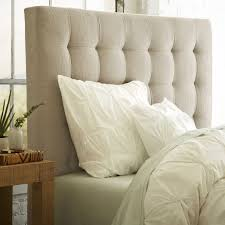 Quilted Headboard Bed Grid Tufted Headboard West Elm