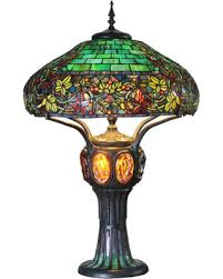 stained glass l bases amazing deal stained glass hstead table l with turtleback and