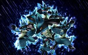artistic hd wallpapers backgrounds wallpaper lucario pokémon hd wallpapers backgrounds wallpaper wallpapers