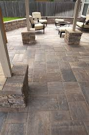 Backyard Pavers Best 25 Paver Patio Designs Ideas On Pinterest Patio Design