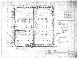 house architecture drawing north tower blueprints