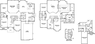 Charleston Floor Plan Floor Plans