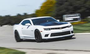 camaro car 2015 chevrolet camaro ss 1le test review car and driver