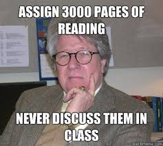 Reading Meme - 22 images you ll understand if you loved assigned reading as a child