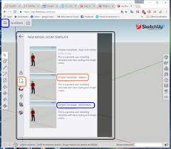 how to get metric units sketchup free sketchup community