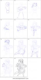 clash of clans archer queen how to draw queen archer from clash of the clans printable step by