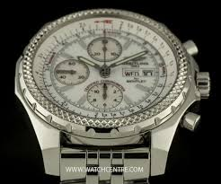 bentley breitling diamond breitling bentley motors steel a13362