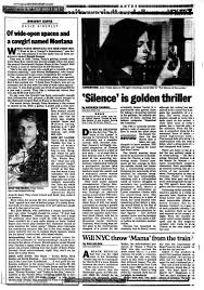 silence of the lambs u0027 is an unnerving thriller ny daily news