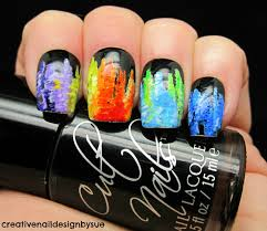 creative nail design by sue january 2013