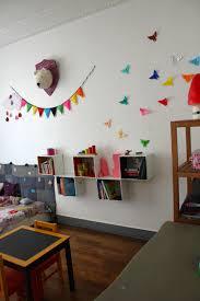 origami chambre bébé garcon chambre ensemble deco ambiance idee decoration murale