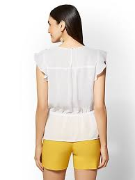 business casual blouses blouses for s shirts york company