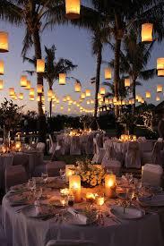 Ideas For Backyard Wedding Reception by Best 25 Wedding Lighting Ideas On Pinterest Outdoor Wedding