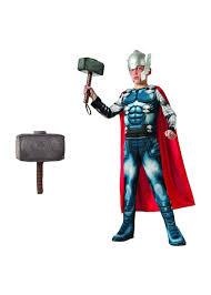 Thor Halloween Costumes Boys Thor Costume Hammer Boys Costumes Kids Halloween