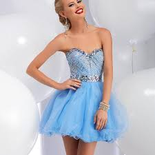 cheap baby blue prom dresses white pants 2016