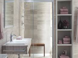 Recessed Bathroom Shelving Top Beautiful Bathroom Shelves Balanced Home Also Gorgeous