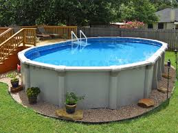 Backyard Above Ground Pool by 5 Benefits Of Above Ground Pools The Pool Factory