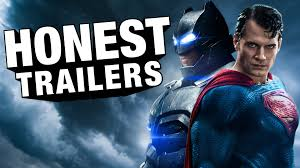 honest trailers batman superman dawn justice