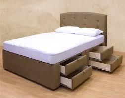 King Bed Frame With Drawers Bed Frames Wallpaper Hi Def King Bed Frame Storage Drawers