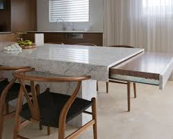 Retractable Dining Table Retractable Table Houzz