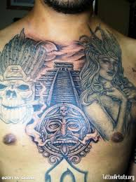 aztec tattoos and designs page 119 aztec chest tattoos