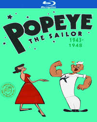 popeye the sailor popeye the sailor volume 4 1943 1948 blu ray by abul3z on deviantart