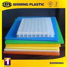 corrugated plastic sheet corrugated plastic sheet suppliers and