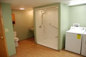bathroom inspiring handicap bathroom design ideas handicap shower