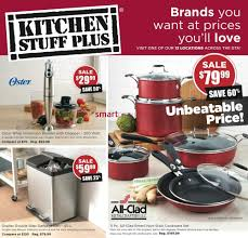 kitchen stuff plus flyer april 3 to 13