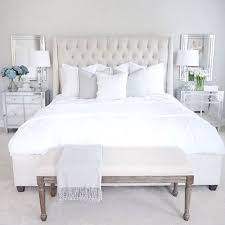Mirror Bed Frame Mirrored Bed Frame Best 25 Mirrored Bedroom Furniture Ideas On