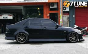 altezza car black black blacked out toyota altezza lexus is200 via 7tune